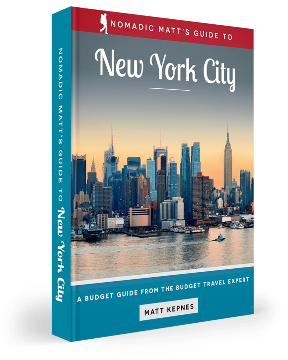 New York City guidebook