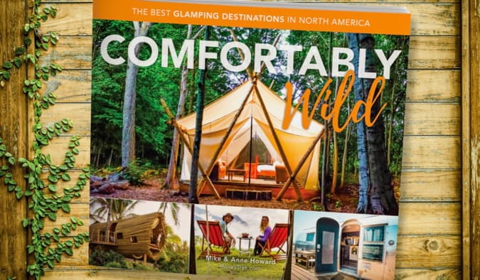 the Comfortably Wild book cover