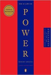 image of The 48 Laws of Power by Robert Greene