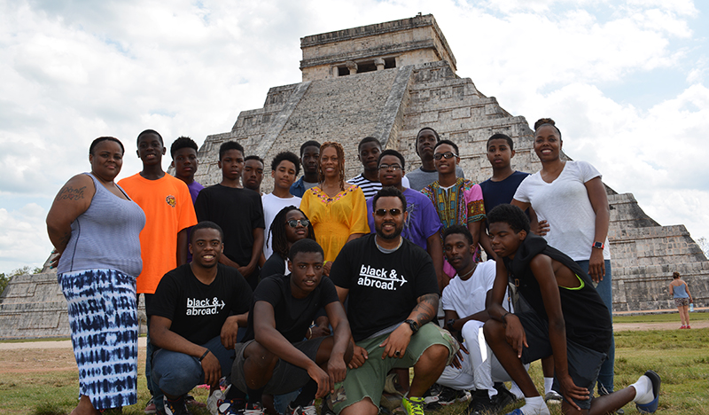 FLYTE students in Mexico